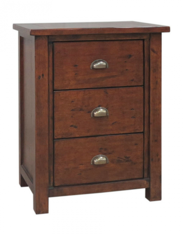 greenlands bedside table small