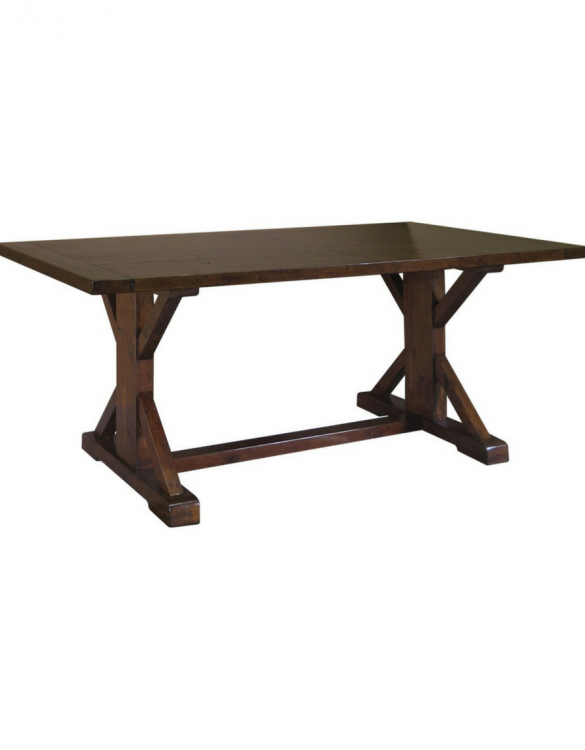 greenlands pedestal dining table