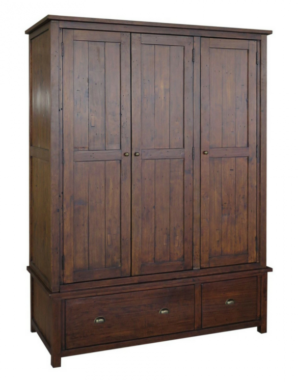 greenlands triple wardrobe