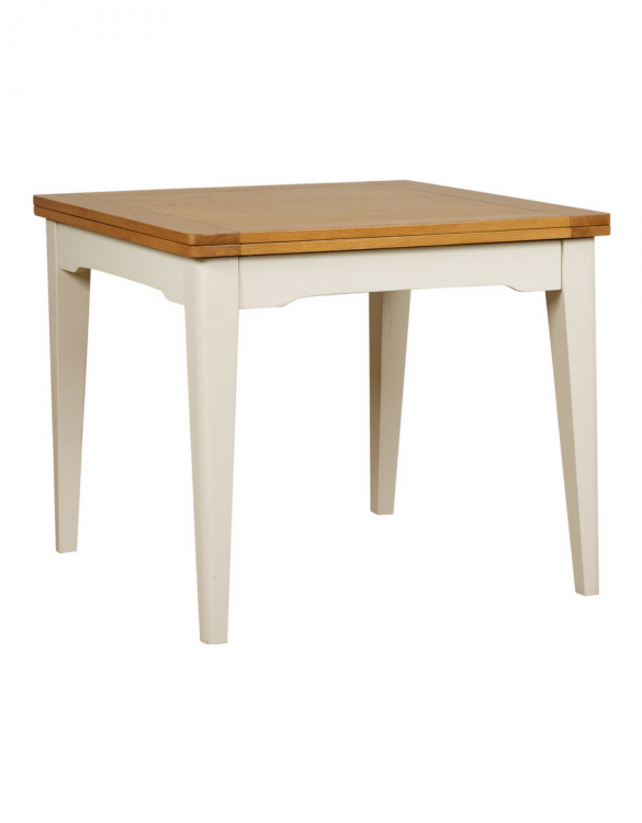 Padstow flip top dining table