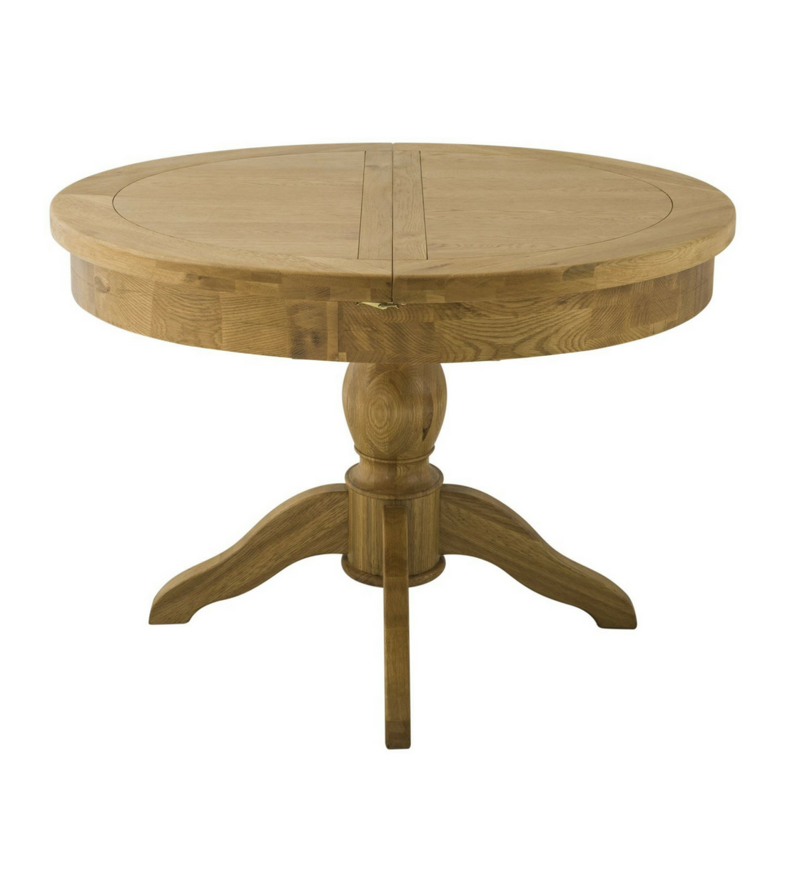 round extending dining table geoff crust furniture. Black Bedroom Furniture Sets. Home Design Ideas